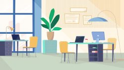 Mocha - benefits of co-working spaces for digital nomads