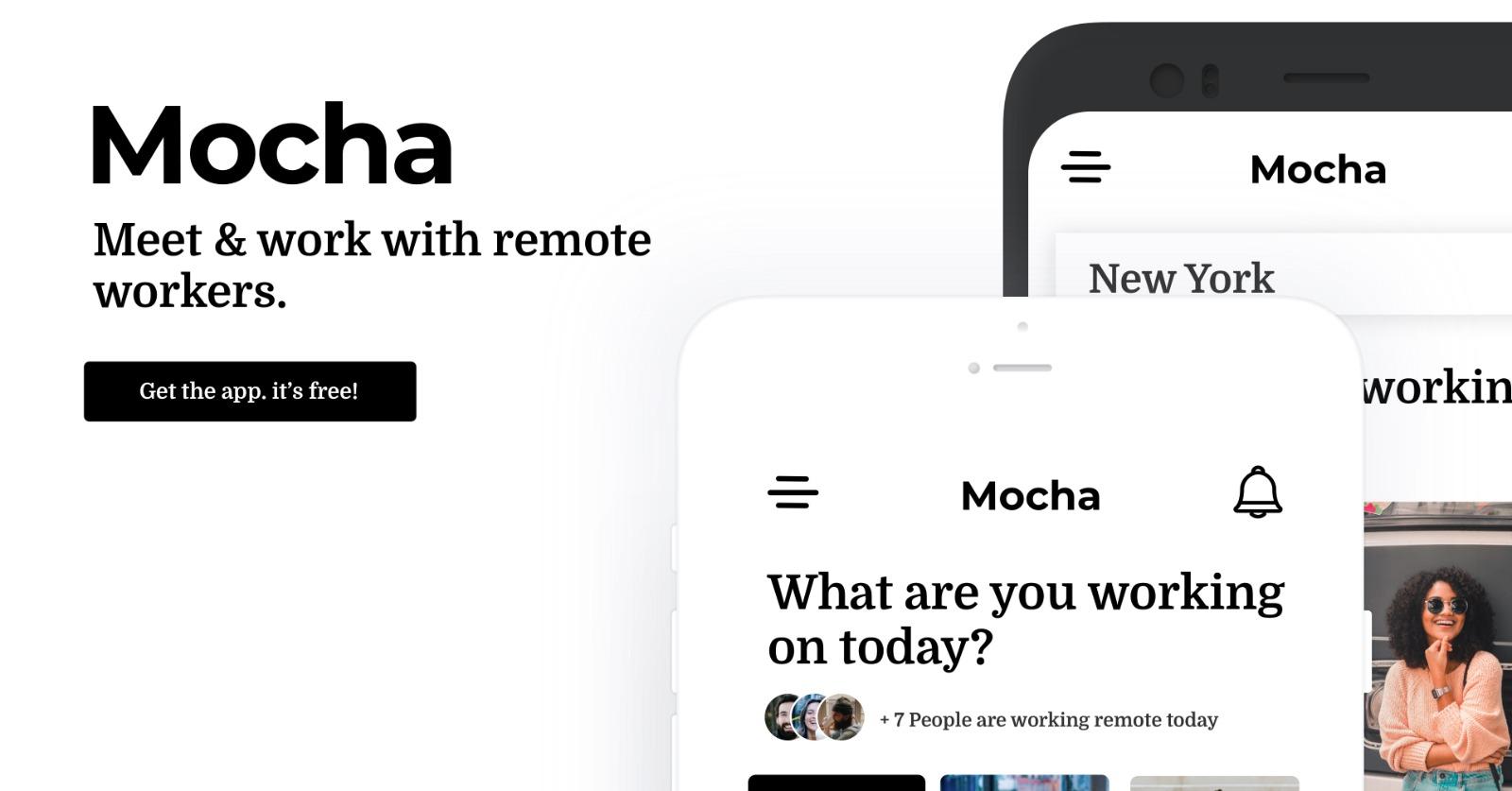 Mocha App Official Launch